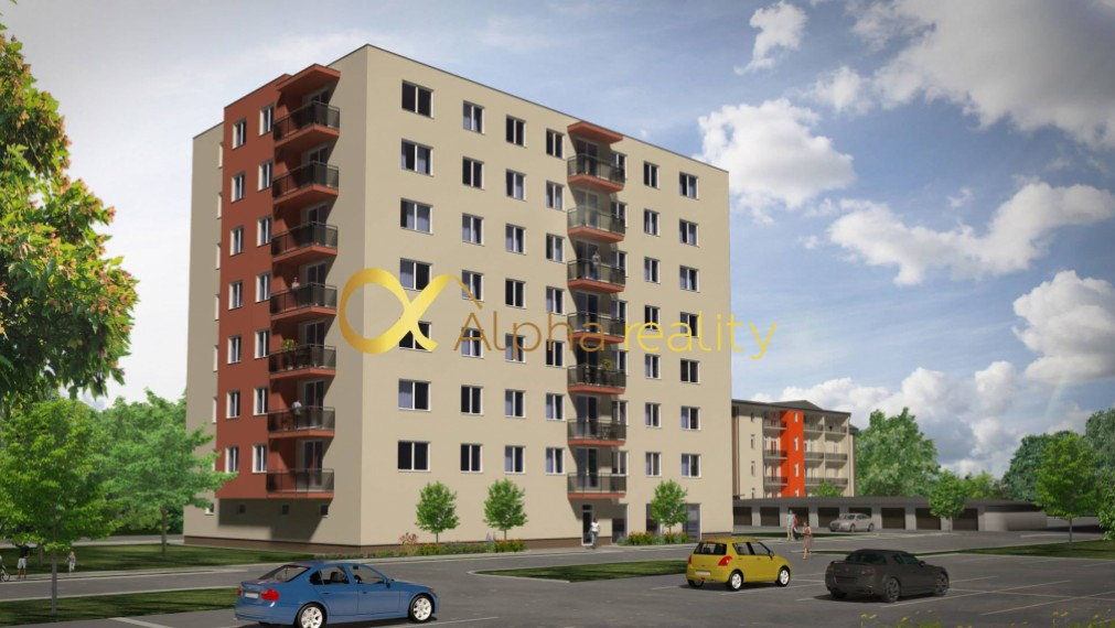 3 izbový byt s balkónom v novostavbe, námestie Iglovia, Sp.N.Ves