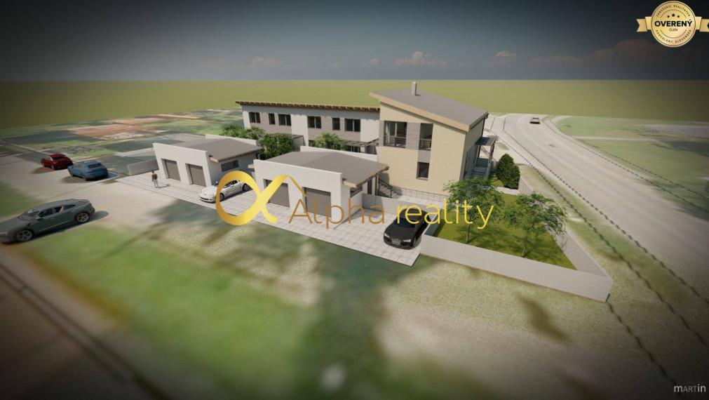 Rezervované: novostavba rodinného domu, Smižany, okres Sp.N.Ves