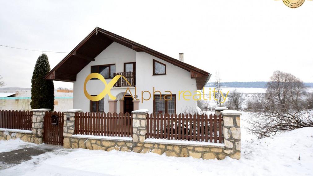 Rezervované: Rodinný dom, Spišské Podhradie, okres Levoča