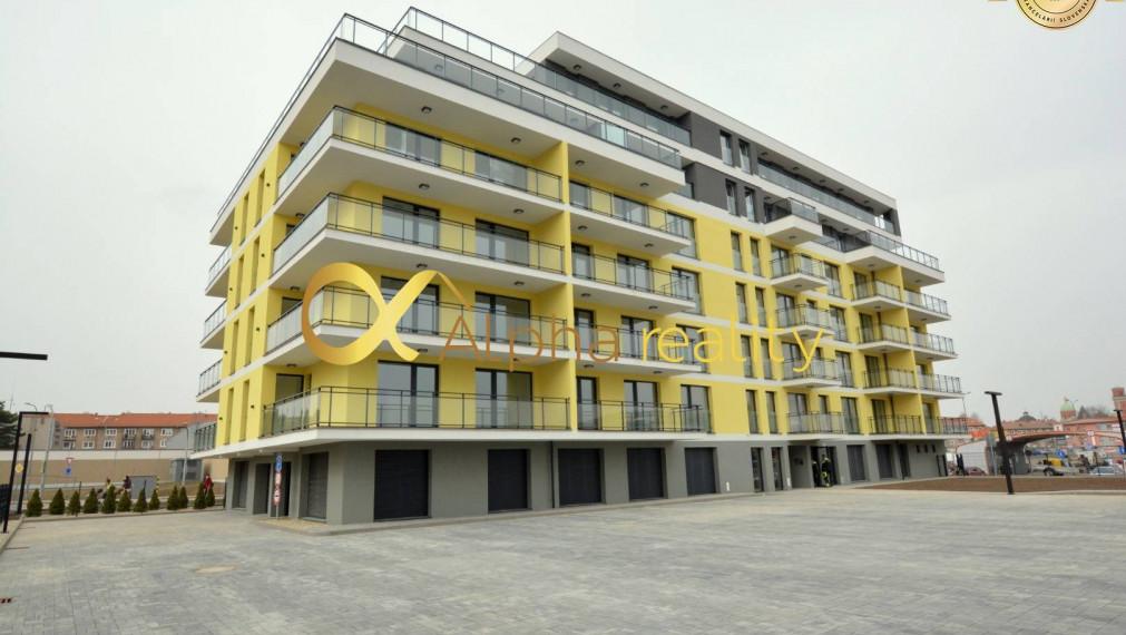 Rezervované: Novostavba 2 izbový byt s veľkou loggiou, Kežmarok-Juh