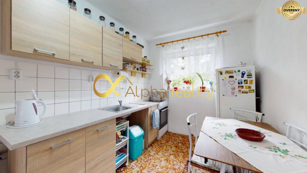 Rezervované: Exkluzívne 2 izbový byt s balkónom, Krompachy, okres SNV
