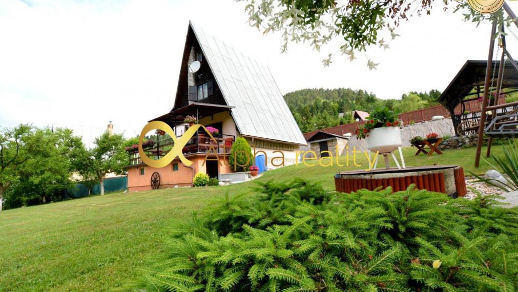 Rezervované: Chata, Pod Tepličkou, okres Spišská Nová Ves